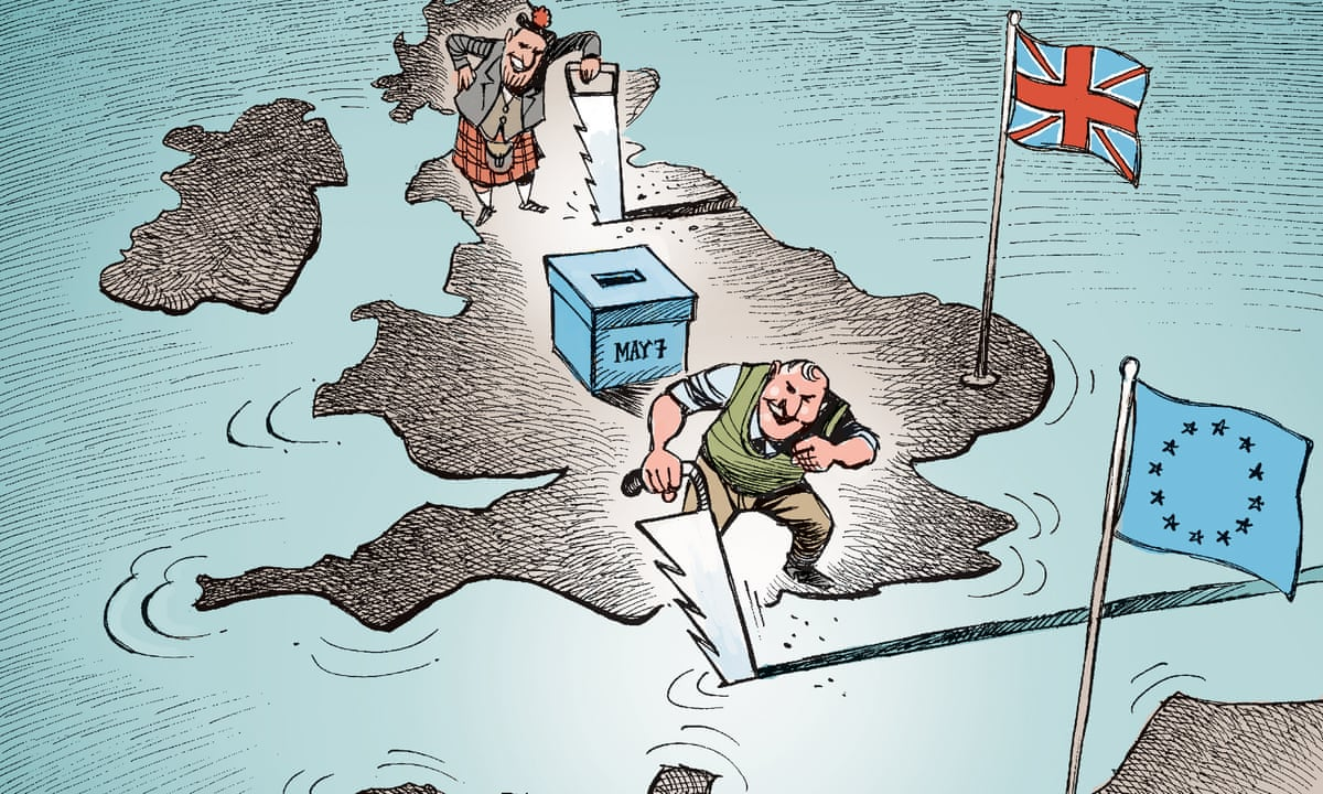 Brexit cartoon